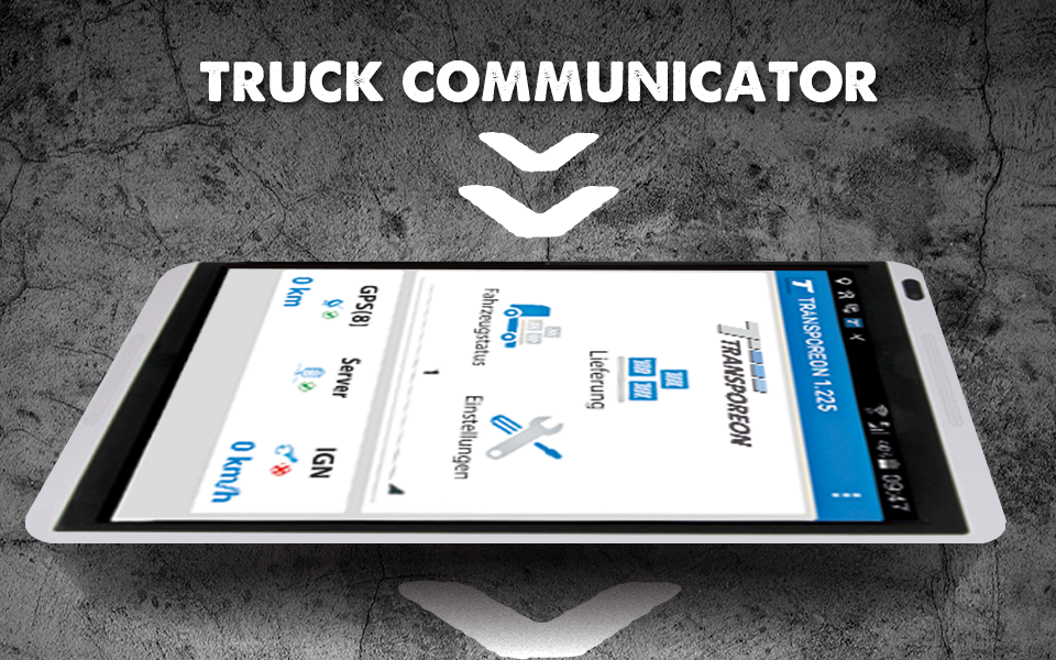 Truck Communicator FTC