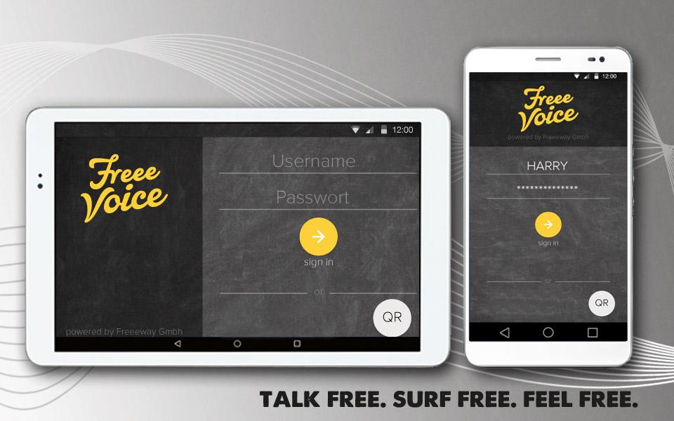 Freee Voice App