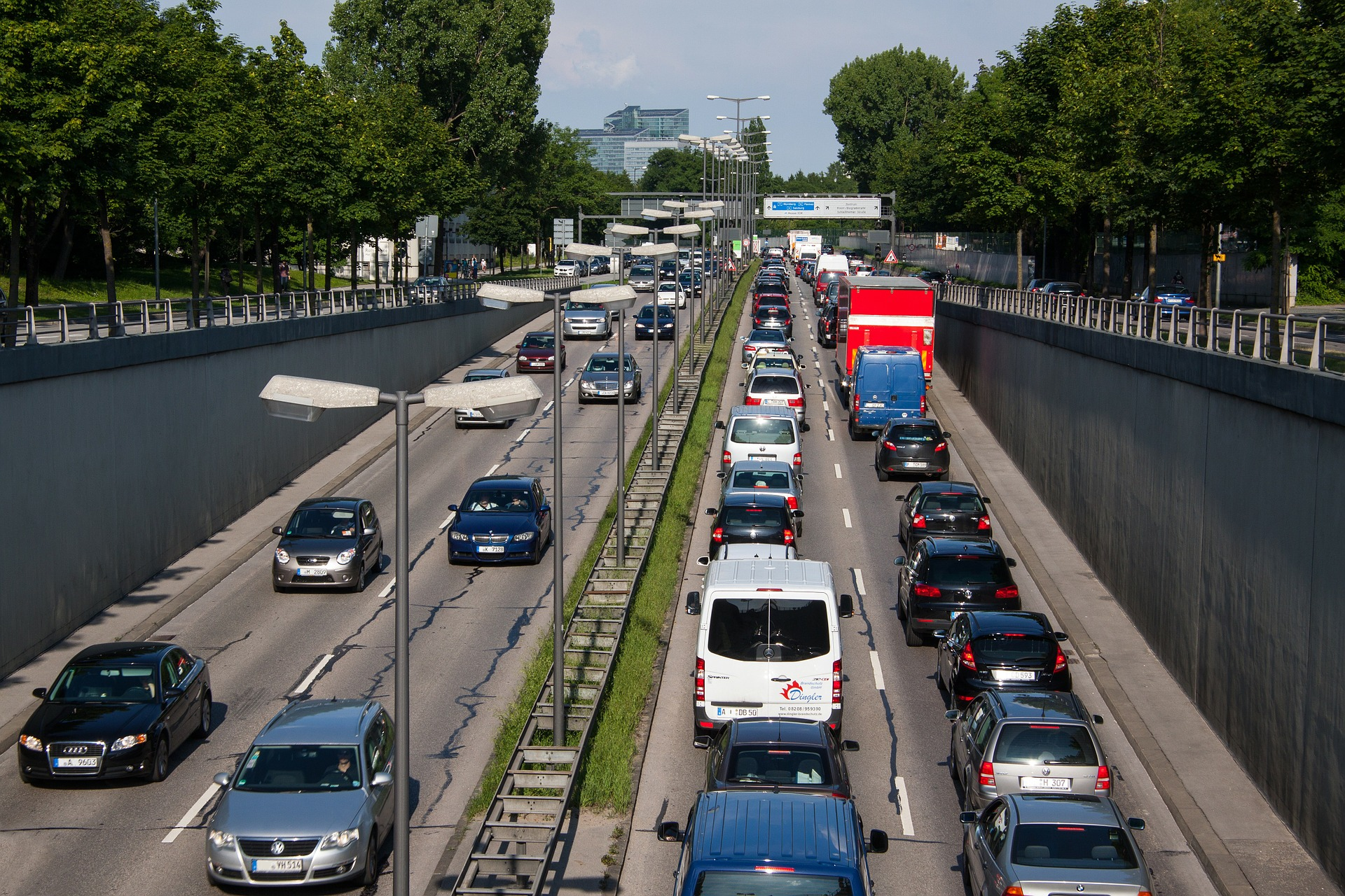 Verkehr-Table-Navigation